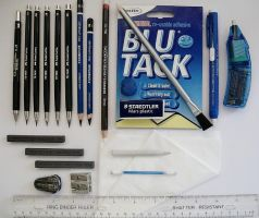 The Tools I Use by aRtUSSELL