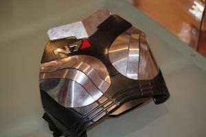 Mass Effect 3 N7 Armor build (Femshep) by NaughtyZoot
