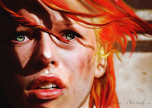 The Fifth Element by Riarya