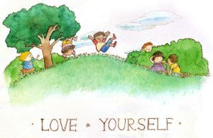 Love Yourself by matildarose