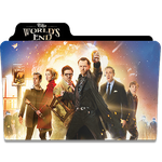 The World's End movie folder by Feloman7