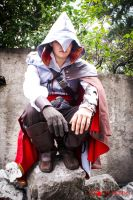 Ezio Auditore - Assassin's Creed by Ryogak