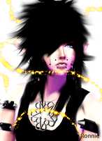 my friend made this from imvu. by CutieLinky