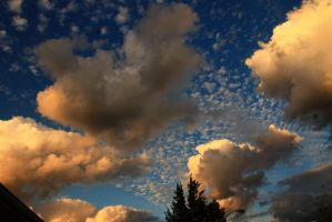 Clouds II by YouMostDie