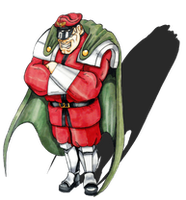 Grandmaster of Shadaloo by Shadaloo1989