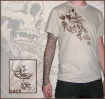 Death and Decay - Shirt by scumbugg