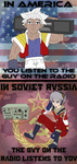 Allstarz Vs Blitzkrieg Boys - In Soviet Russia 1 by Hughesation