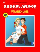 Frank and Lois by kevinsano