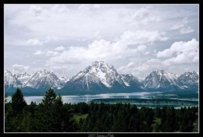 Mt Moran by Xander-Blue