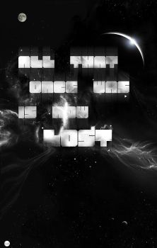 All That Once Was Is Now Lost by Cl3tuS