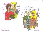 DA2-Warriors and Mages by AnneMarie1986