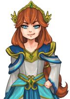 Commission - Scylla by amyanimalover