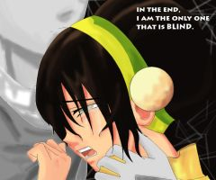 Not so Toph. by Cross-kun