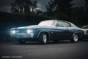 72 Chevelle SS by AmericanMuscle