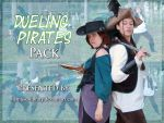 Dueling Pirates PACK by themuseslibrary
