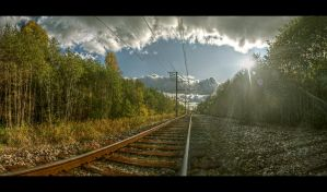 Railroad II by Ipwnn00bs