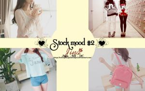 Stock mood #2 by Jina by KwonJina-ParkEunPon