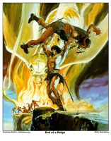 End of a Reign by NealAdams