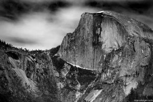 half dome by stranj