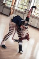 Ballet meets Zombies: Dancing is about the inside by SeelederSchar