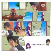 (Short Comic) KenKei Moments Pt3 by MyangHime