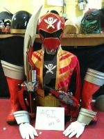 GOKAI RED with foam helmet doneeeeee by actstudio65148