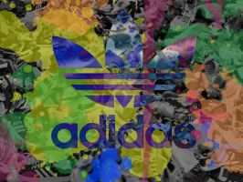 Adidas celabration by abheath