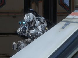 Halo 4: Right At You by PurplePhantom104