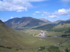 Glen Etive by james147741