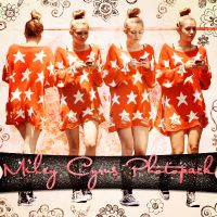 Miley Cyrus Photopack PNG. by SuperstarElevate