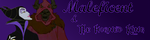Banner ~ Maleficent and the Horned King by KrakenGuard