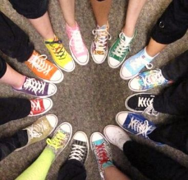 Converse Unite by somethingreallycool