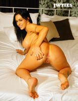Jenna Presley - Dangerous Curves by JWTies