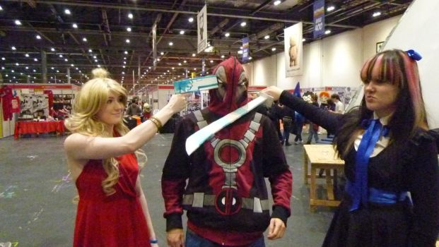 MCM May Comic Con 2015 Picture 131 by ArcanePhotographer