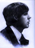 Paul McCartney by TheBeatlesClub