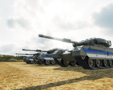 United Nations Armored Division by WorldofTanks