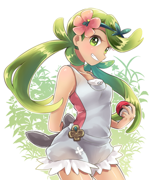 Mallow #13 by Gameroverdose12