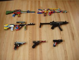 My Armory as of 04.15.2006 by xjcdentonx