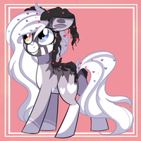 Excrescence Pony by DayDreamSyndrom