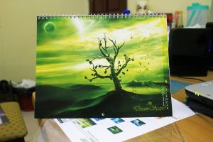 my 2011 calendar by moroka323