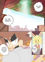 Drill King Page 1 by Tentakustar