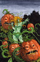 Poison Ivy Colors by davidnewbold