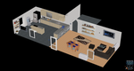 Kitchen and Living Room (XPS) BETA2 by Grummel83