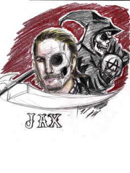 Jax Teller by taurence