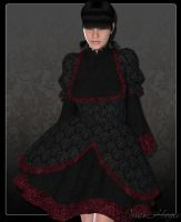 Kawaii for GothicDoll by PoserMagic