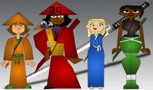 The Katana Dimension by InigmaBoy