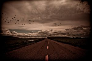 Road To Nowhere by coffee--monster