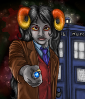 Timelord by KMoonleaf