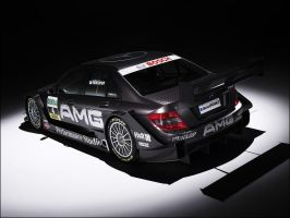 Mercedes-Benz C-Class DTM AMG by D3516N3R