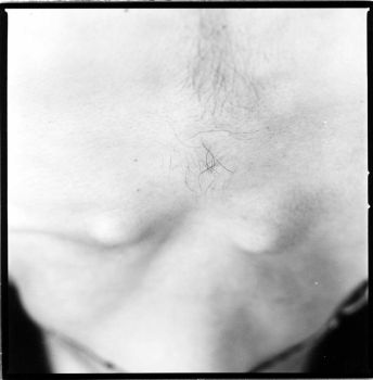 Chest hair by DetestableDonatello
